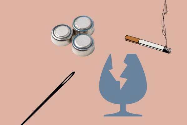 Knopfbatterie und Co. – Verschluckte Gegenstände